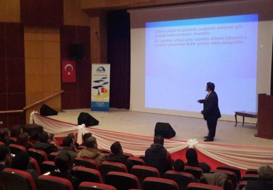 Tunceli Kısa Süreli Çözüm Odaklı Danışmanlık Eğitimi