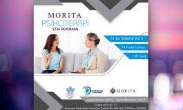 MoritA Psikoterapi Staj Programı (01-26 Temmuz 2019)