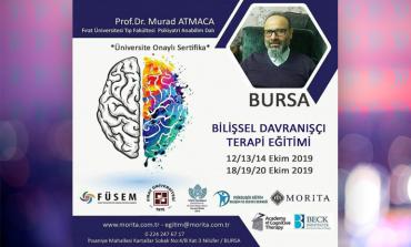 Bilişsel Davranışçı Terapi Eğitimi - BURSA (Ekim 2019)