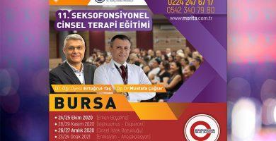 11. Seksofonksiyonel Cinsel Terapi Eğitimi - BURSA