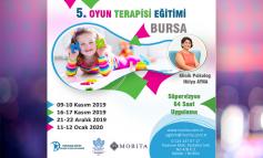 5.Oyun Terapisi Eğitimi - BURSA (Kasım 2019- Ocak 2020)