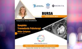 Kompleks Travmalarda Psikoterapi Atölye Çalışması - 23/24 Kasım 2019 (BURSA)