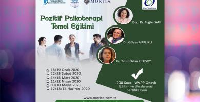 Uluslararası Pozitif Psikoterapi Temel Eğitimi - BURSA (Ocak-Haziran 2020)