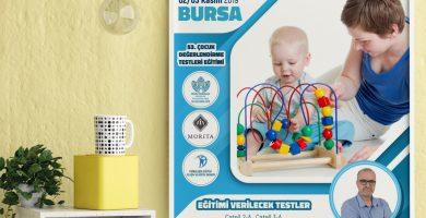 53.Çocuk Değerlendirme Testleri Eğitimi / BURSA (02-03 Kasım 2019)