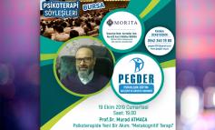 Prof.Dr. Murad ATMACA ile Psikoterapi Söyleşileri (19 Ekim 2019)