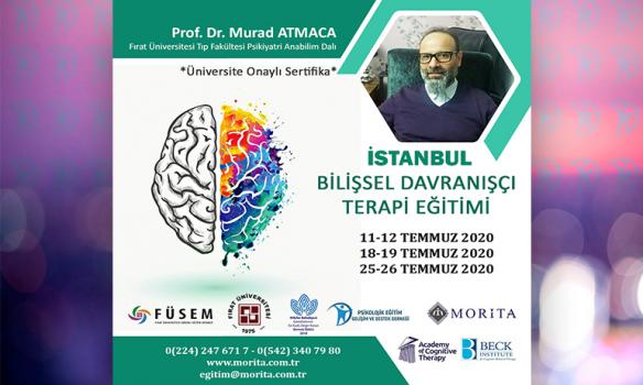 Bilişsel Davranışçı Terapi Eğitimi - İSTANBUL